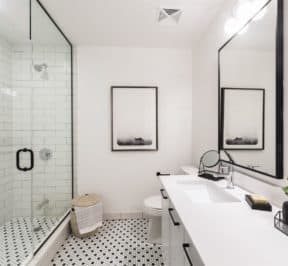The Logan Residences - Coady Urban Town Model - Bathroom