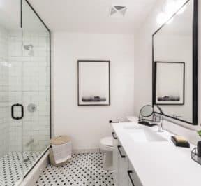 The Logan Residences - Coady Urban Town Model - Bathroom