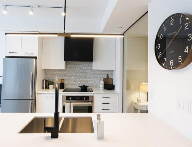 The Logan Residences - Coady Urban Town Model - Kitchen