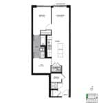 The Logan Residences - Craven - Floorplan