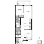 The Logan Residences - Hastings - Floorplan