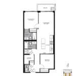 The Logan Residences - Heward - Floorplan