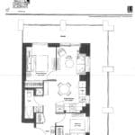 The United BLDG Condos - No 3 - Floorplan