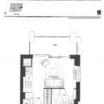 The United BLDG Condos - No 4 - Floorplan