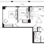 WEST Condos - 2A - Floorplan