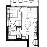 Vanguard Condos - A9 - Floorplan