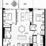 Vanguard Condos - F4B - Floorplan