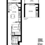 WestBeach Condos - Arrowhead - Floorplan