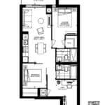 WestBeach Condos - Bondi - Floorplan