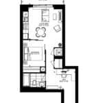 WestBeach Condos - Las Salinas - Floorplan