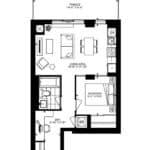 WestBeach Condos - Meads Bay - Floorplan