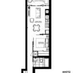 WestBeach Condos - Venice - Floorplan