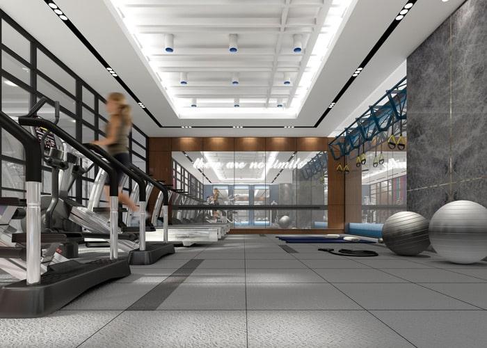 amenities gym
