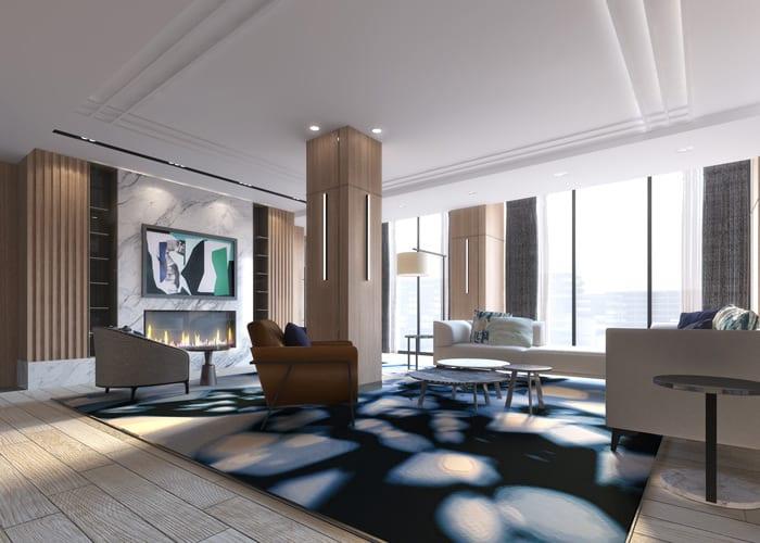 amenities party room1
