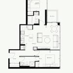 Nord East Condos - Essex - Floorplan