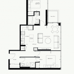 Nord East Condos - Essex - Floorplan