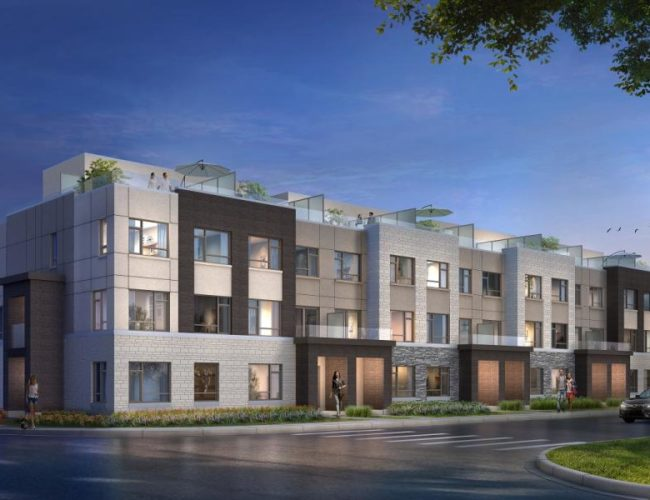 Station West Townhomes