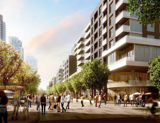 Valhalla Town Square & Park Terraces