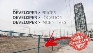 top condo developers in Toronto