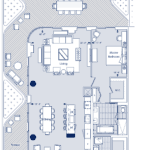 Aqualuna - 2NNT - Floorplan