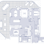 Aqualuna - 2XXT - Floorplan
