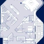 Aqualuna - T2FF+D - Floorplan