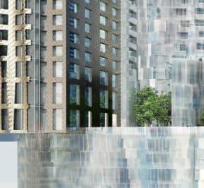 Mirvish + Gehry - Exterior Render