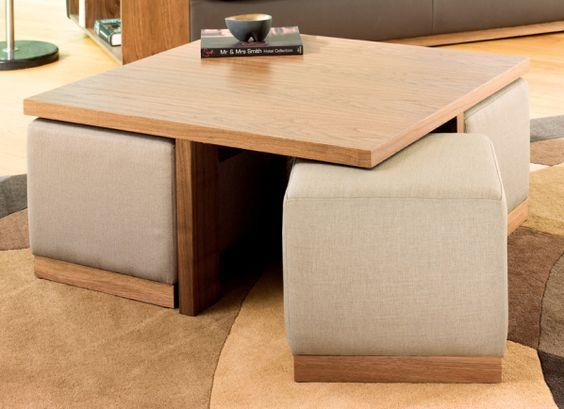 table and chairs in one