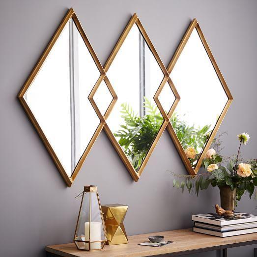 Using mirrors to make Condos feel larger