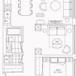 Scout Condos - D14 - Floorplan