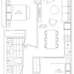 Scout Condos - D18 - Floorplan