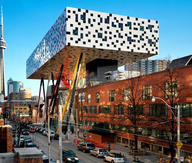 Sharp Centre for Design building