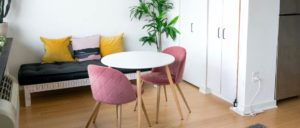 Tips for your small apartment