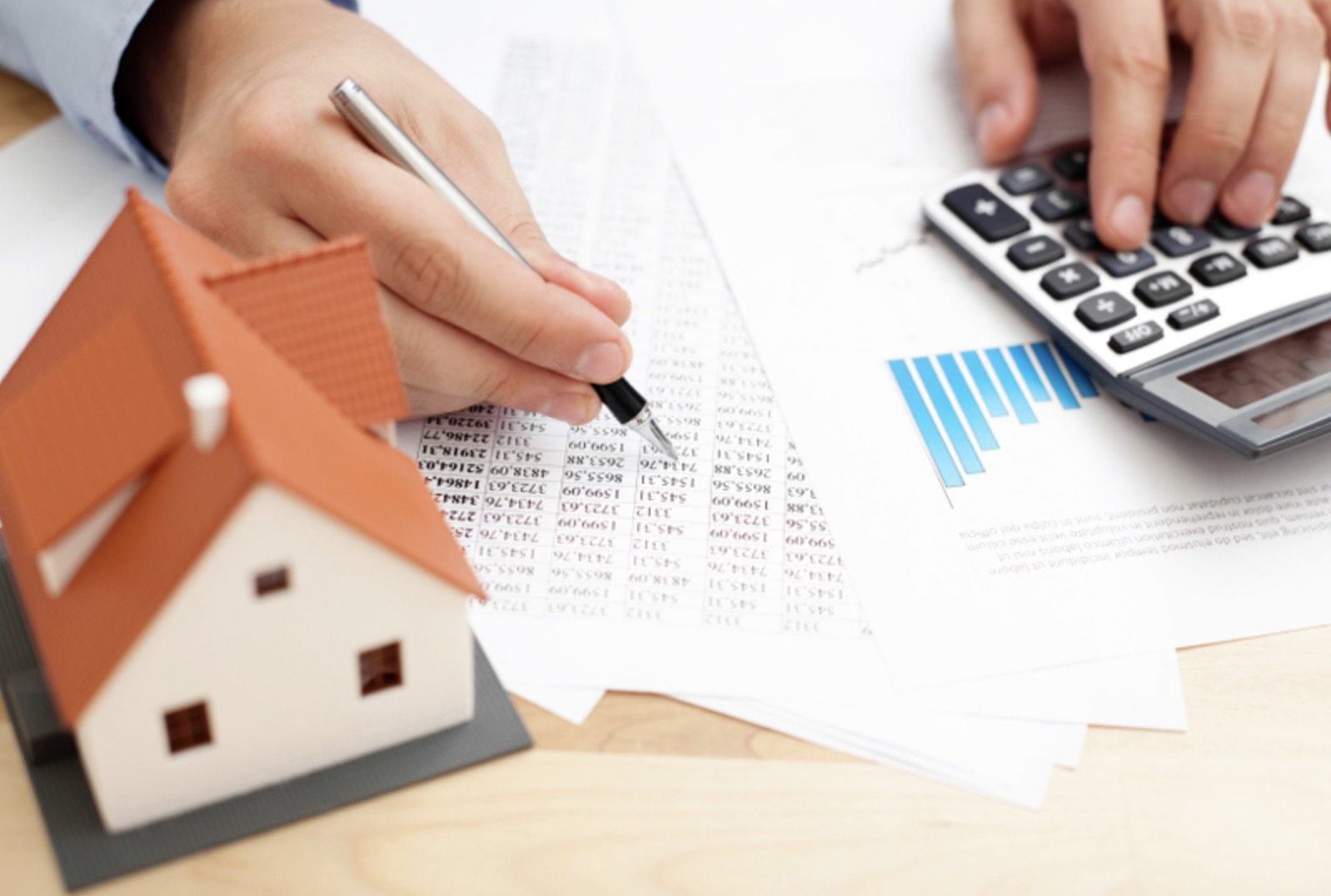 real estate tax listing