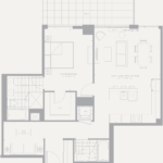 Condonow - Suite 102 - Floorplan