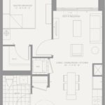 Condonow - Suite 203 - Floorplan