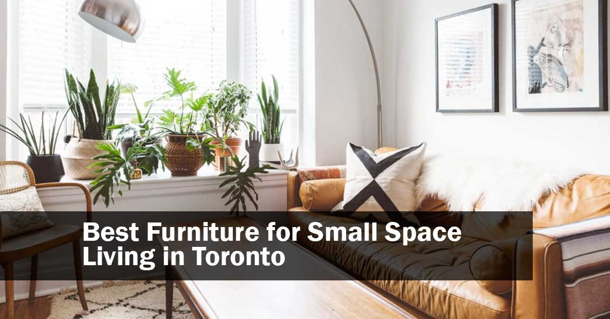 Best Furniture for Small Space Cover Image