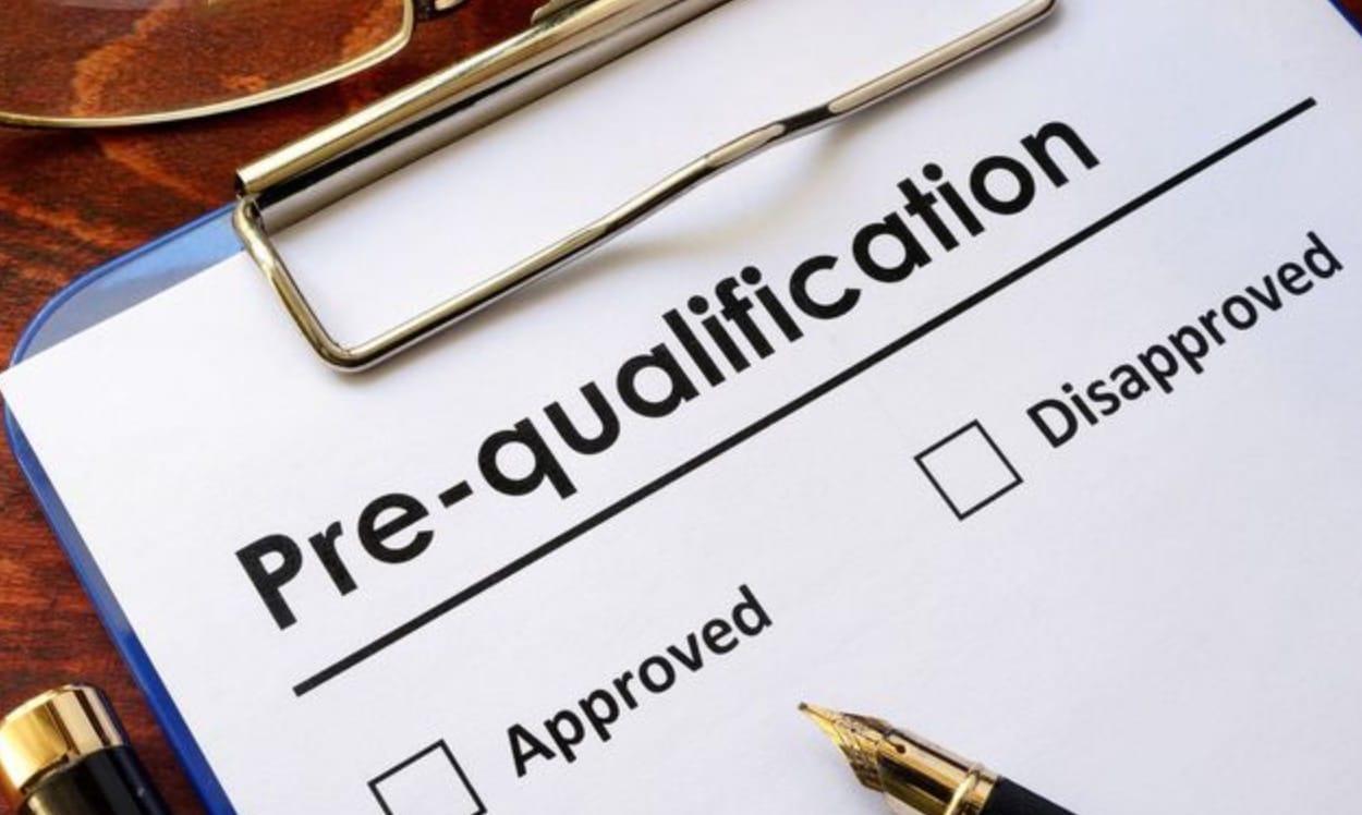 Mortgage Pre-Qualification Form