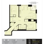 88 Scott Condos - E1 - Floorplan