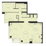 88 Scott Condos - E12 - Floorplan