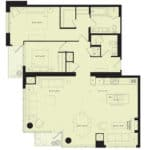88 Scott Condos - E13 - Floorplan
