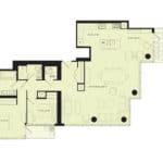 88 Scott Condos - E15 - Floorplan
