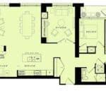 88 Scott Condos - E19 - Floorplan