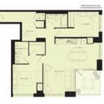 88 Scott Condos - E2 - Floorplan