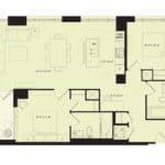 88 Scott Condos - E4 - Floorplan