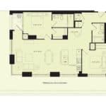 88 Scott Condos - E6 - Floorplan