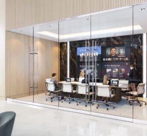 Central Condos - Workspace - Interior Render