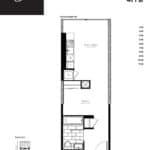 Woodsworth Condos - Model C - Floorplan