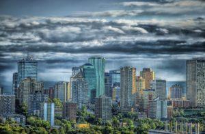 Buildings in Canada