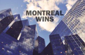 Appreciation wins for Montreal